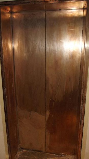 csp reinigung und neupatinierung von bronzeblech im mathematisch physikalischen salon zwinger. Black Bedroom Furniture Sets. Home Design Ideas