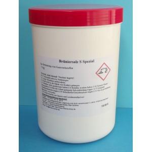 Brüniersalz S Spezial  6 kg in PE-Kanister