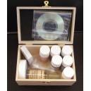 Probiersäuren-Set Gold, Silber -für private Anwendung-