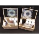 Probiersäuren-Set Gold, Silber -für gewerbliche Anwendung-