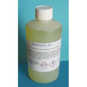 Propatin Zn Patinierungsmittel zur Altzink-Färbung 500 ml PE-Flasche