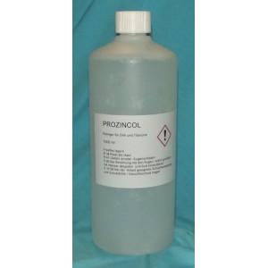 Prozincol Reiniger  für Zink und Titanzink 1000 ml PE-Flasche