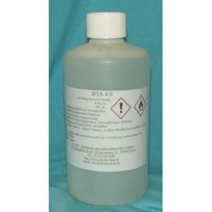 Benzotriazol - Lösung BTA 4.0  500 ml in PE-Flasche